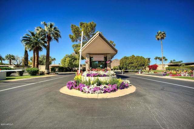 4800 N 68TH Street #210, Scottsdale, AZ 85251 (MLS #6124327) :: The Property Partners at eXp Realty