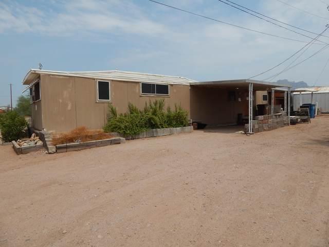 287 S Vista Road, Apache Junction, AZ 85119 (#6124331) :: The Josh Berkley Team