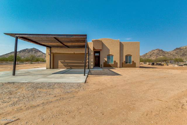 54352 W Morgans Place, Maricopa, AZ 85139 (MLS #6124403) :: Long Realty West Valley