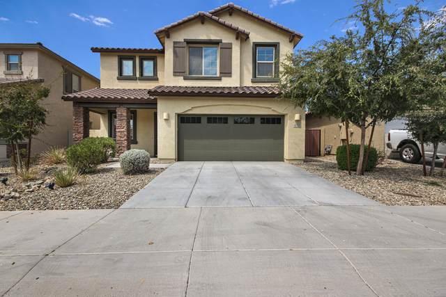1722 W Lacewood Place, Phoenix, AZ 85045 (MLS #6124430) :: Riddle Realty Group - Keller Williams Arizona Realty
