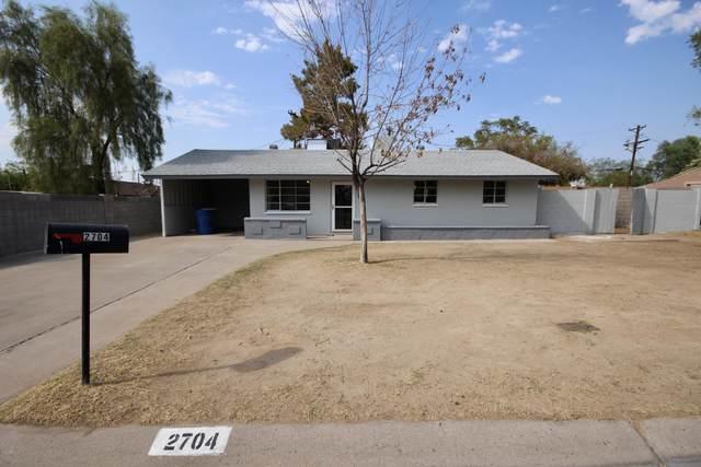 2704 W Carson Drive, Tempe, AZ 85282 (MLS #6124441) :: The Daniel Montez Real Estate Group