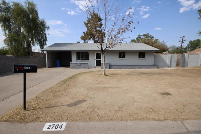 2704 W Carson Drive, Tempe, AZ 85282 (MLS #6124441) :: The Riddle Group