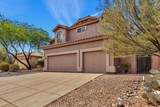 3511 N Stone Gully, Mesa, AZ 85207 (MLS #6124454) :: D & R Realty LLC