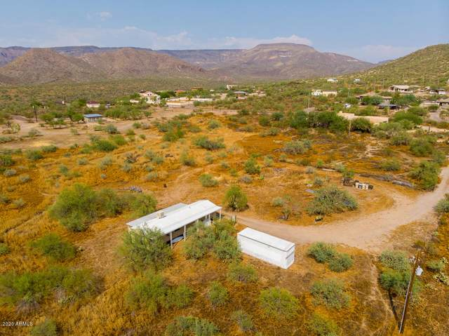 45404 N 22ND Street, New River, AZ 85087 (MLS #6124609) :: RE/MAX Desert Showcase