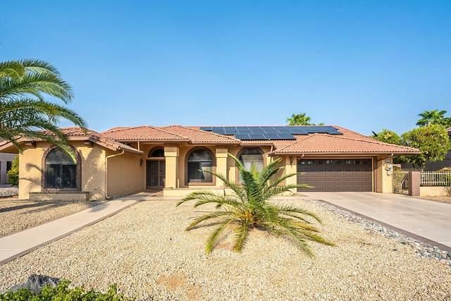 21011 N Stonegate Drive, Sun City West, AZ 85375 (MLS #6124648) :: The Daniel Montez Real Estate Group