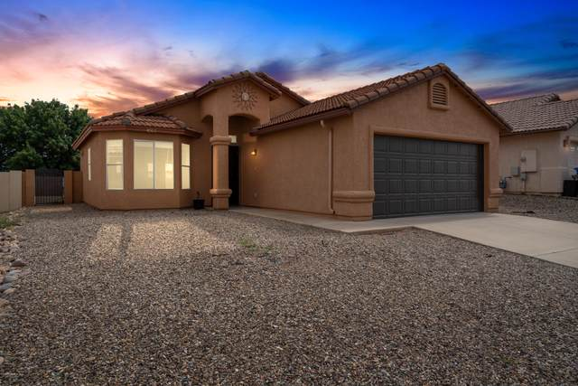 4582 Calle Chico, Sierra Vista, AZ 85635 (MLS #6124657) :: D & R Realty LLC
