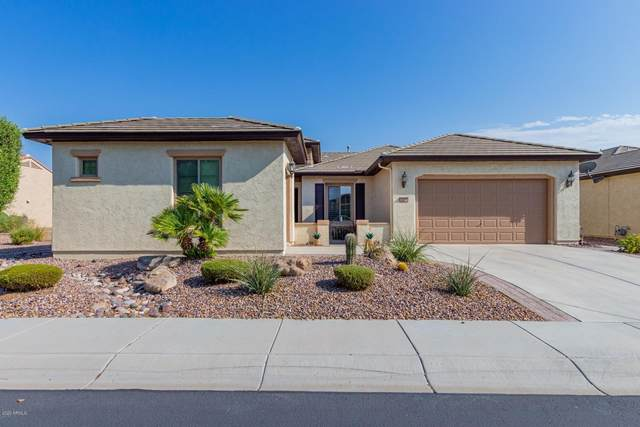 3621 N Hudson Drive, Florence, AZ 85132 (MLS #6124721) :: Long Realty West Valley