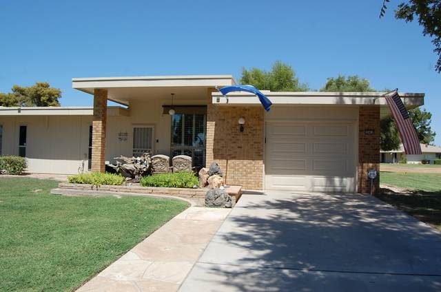 15417 N Lakeforest Drive, Sun City, AZ 85351 (MLS #6124729) :: The Property Partners at eXp Realty