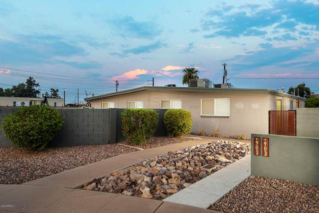 903 S Mariana Street, Tempe, AZ 85281 (MLS #6124806) :: Brett Tanner Home Selling Team