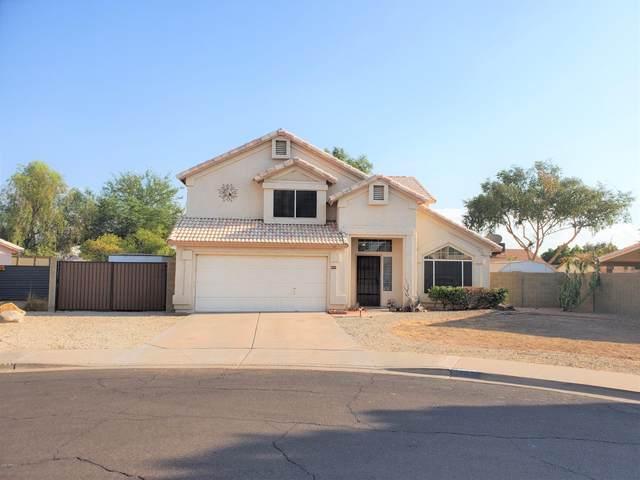 6647 E Fairbrook Circle, Mesa, AZ 85205 (MLS #6124843) :: The Property Partners at eXp Realty