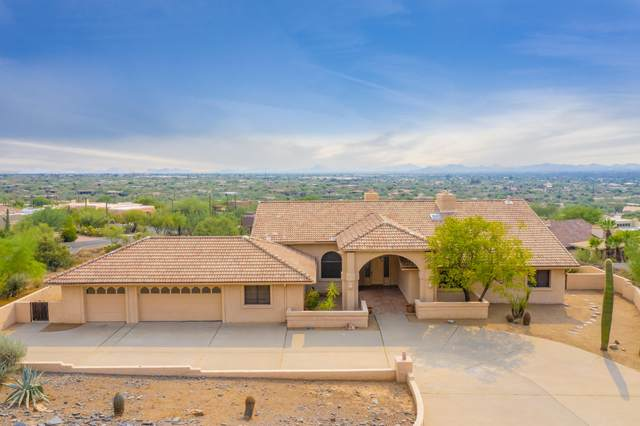 35602 N Screaming Eagle Pass, Cave Creek, AZ 85331 (MLS #6124884) :: Devor Real Estate Associates