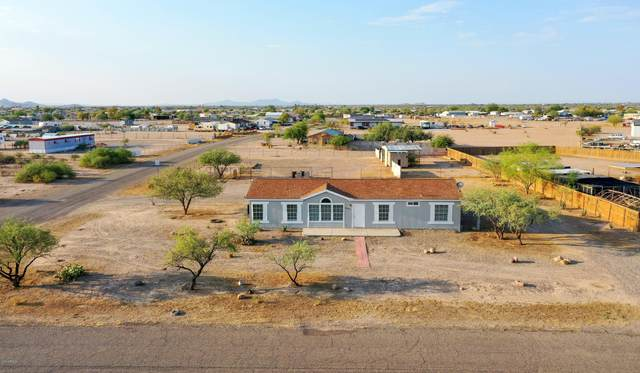 15015 S Vaquero Circle, Arizona City, AZ 85123 (MLS #6124893) :: The Results Group