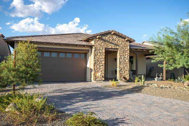 3921 Gold Ridge Road, Wickenburg, AZ 85390 (MLS #6124977) :: Midland Real Estate Alliance