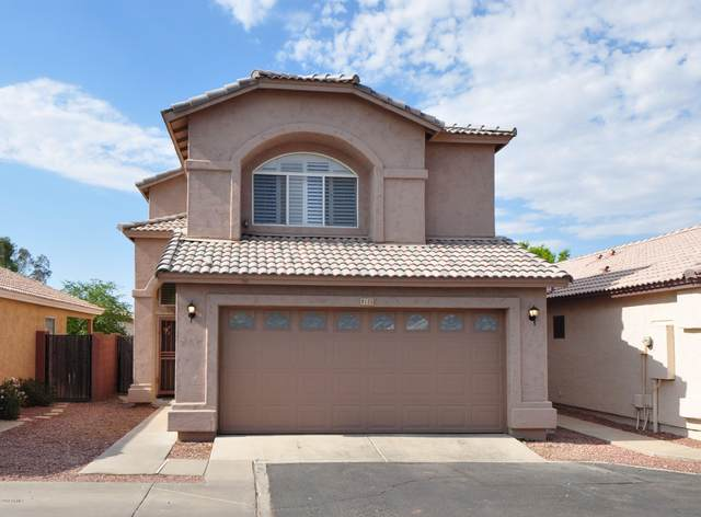 2221 E Union Hills Drive #125, Phoenix, AZ 85024 (MLS #6124997) :: NextView Home Professionals, Brokered by eXp Realty