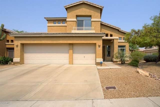 4814 E Eden Drive, Cave Creek, AZ 85331 (MLS #6125064) :: RE/MAX Desert Showcase