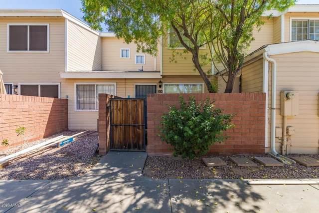 625 S Westwood Street #103, Mesa, AZ 85210 (MLS #6125141) :: Brett Tanner Home Selling Team