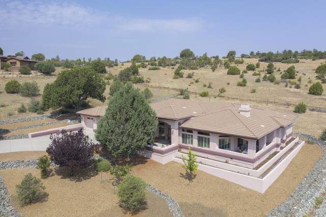 92 Morning Glow Way, Prescott, AZ 86303 (MLS #6125330) :: Arizona Home Group