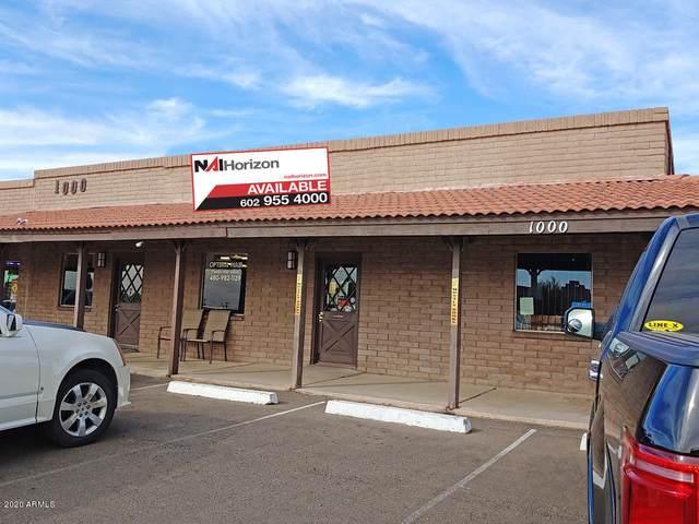 1000 W Apache Trail, Apache Junction, AZ 85120 (MLS #6125354) :: Conway Real Estate
