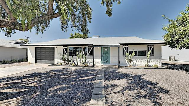 12402 N Pebble Beach Drive, Sun City, AZ 85351 (MLS #6125363) :: Balboa Realty