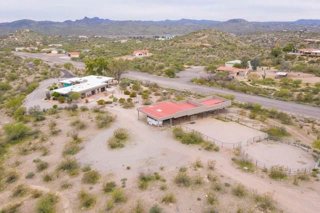 51709 N 292ND Avenue, Wickenburg, AZ 85390 (MLS #6125410) :: Conway Real Estate