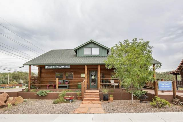 615 W Main Street, Payson, AZ 85541 (MLS #6125420) :: Devor Real Estate Associates