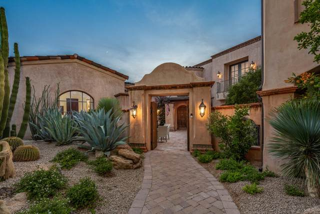 10899 E Sundance Trail, Scottsdale, AZ 85262 (MLS #6125448) :: Scott Gaertner Group