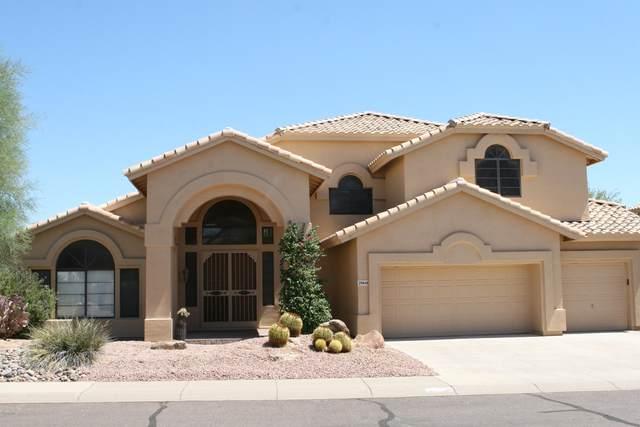 29841 N 43rd Way, Cave Creek, AZ 85331 (MLS #6125484) :: RE/MAX Desert Showcase