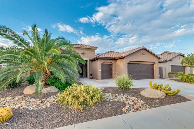 16780 W Holly Street, Goodyear, AZ 85395 (MLS #6125506) :: The Ellens Team