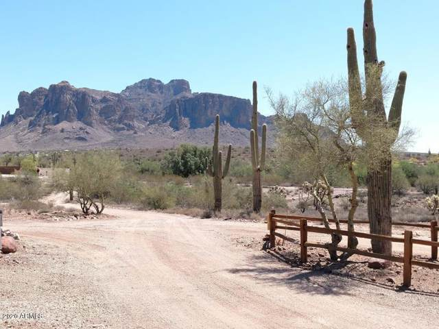 0 E Mining Camp Street, Unincorporated County, AZ 85119 (MLS #6125510) :: Devor Real Estate Associates