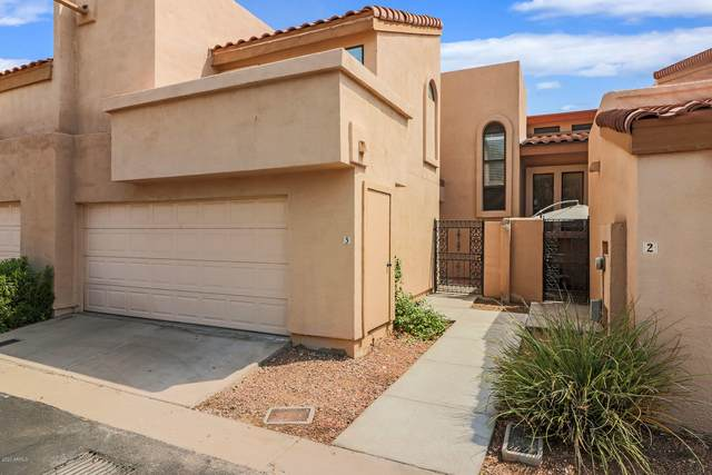 1920 E Maryland Avenue #3, Phoenix, AZ 85016 (MLS #6125526) :: The Daniel Montez Real Estate Group