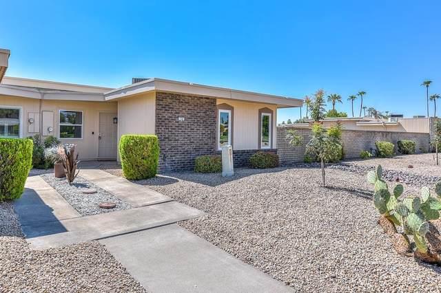 17281 N Del Webb Boulevard, Sun City, AZ 85373 (MLS #6125625) :: Long Realty West Valley