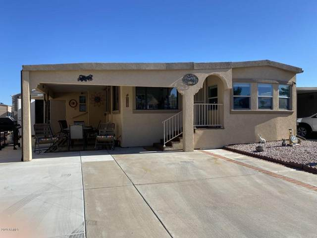 17200 W Bell Road #227, Surprise, AZ 85374 (MLS #6125750) :: Maison DeBlanc Real Estate