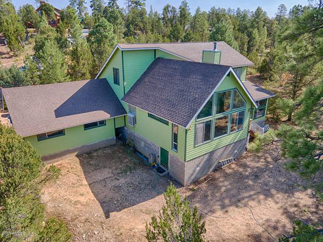 1940 Artists Draw, Heber, AZ 85928 (MLS #6125751) :: Conway Real Estate