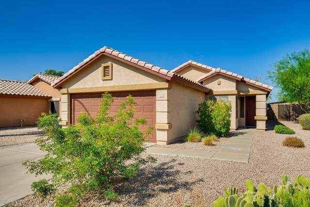 614 S 99TH Street, Mesa, AZ 85208 (MLS #6125770) :: Conway Real Estate