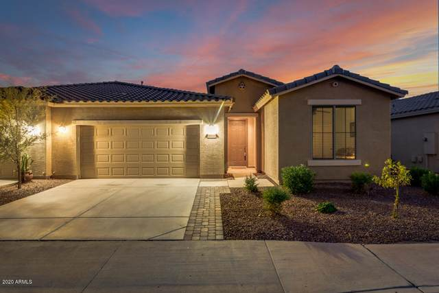 20350 N Goodman Road, Maricopa, AZ 85138 (MLS #6125773) :: The Property Partners at eXp Realty