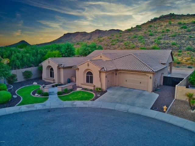 25917 N 49TH Lane, Phoenix, AZ 85083 (MLS #6125880) :: Howe Realty