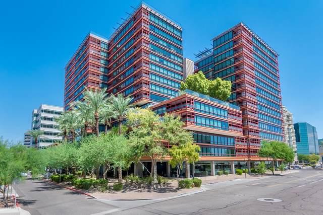 4808 N 24TH Street #422, Phoenix, AZ 85016 (MLS #6125894) :: Conway Real Estate