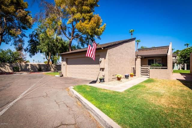 2256 W Lindner Avenue #15, Mesa, AZ 85202 (#6125911) :: The Josh Berkley Team