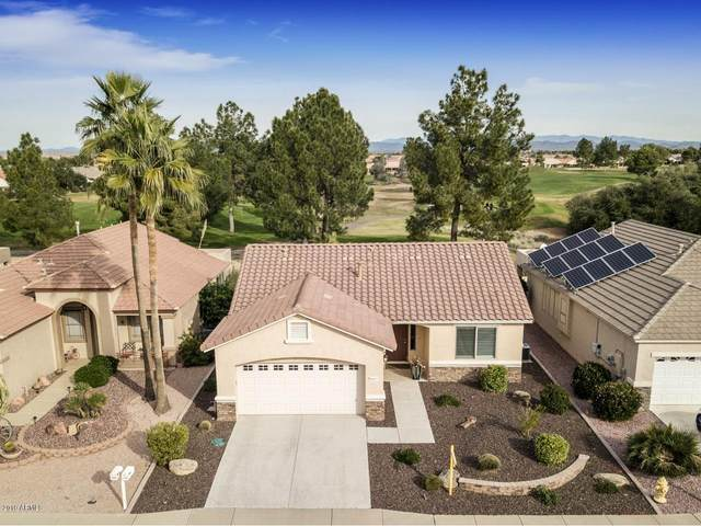 18032 W Fairway Drive, Surprise, AZ 85374 (MLS #6125939) :: Long Realty West Valley