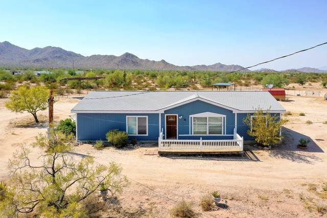 78 S Arido Road, Maricopa, AZ 85139 (MLS #6125997) :: Brett Tanner Home Selling Team