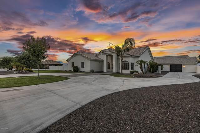 2578 E Claxton Avenue, Gilbert, AZ 85297 (MLS #6126069) :: My Home Group
