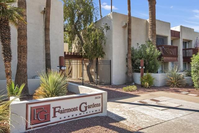3828 N 32ND Street #112, Phoenix, AZ 85018 (MLS #6126071) :: Walters Realty Group