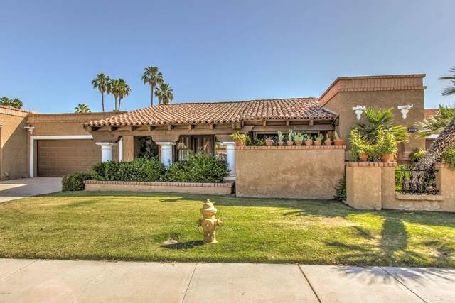 8082 E Via Del Desierto, Scottsdale, AZ 85258 (MLS #6126073) :: RE/MAX Desert Showcase