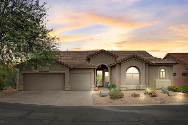 5325 E Gloria Lane, Cave Creek, AZ 85331 (MLS #6126090) :: Keller Williams Realty Phoenix