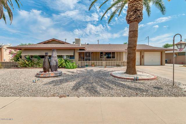 12061 N Pebble Beach Drive, Sun City, AZ 85351 (MLS #6126092) :: RE/MAX Desert Showcase