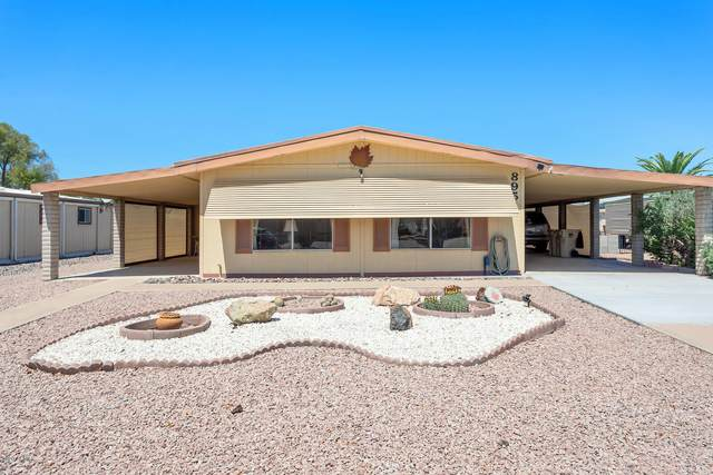 8954 E Michigan Avenue, Sun Lakes, AZ 85248 (MLS #6126103) :: Maison DeBlanc Real Estate