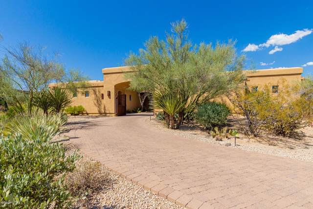 8300 E Dixileta Drive #218, Scottsdale, AZ 85266 (MLS #6126111) :: RE/MAX Desert Showcase