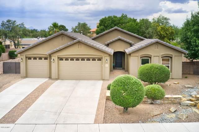 524 Mesa Verde Drive, Sierra Vista, AZ 85635 (MLS #6126113) :: Lifestyle Partners Team