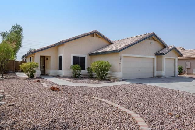 8549 W El Caminito Drive, Peoria, AZ 85345 (MLS #6126165) :: Selling AZ Homes Team