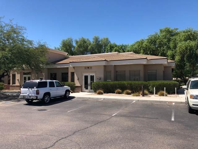 2158 N Gilbert Road #114, Mesa, AZ 85203 (MLS #6126172) :: Conway Real Estate
